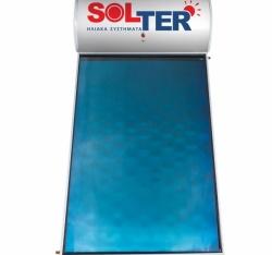 Ηλιακός Solter 120lt